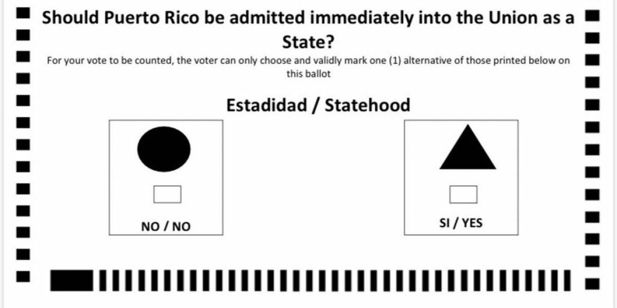 """El """"sí a la estadidad"""" lidera con reducida ventaja en resultados preliminares"""
