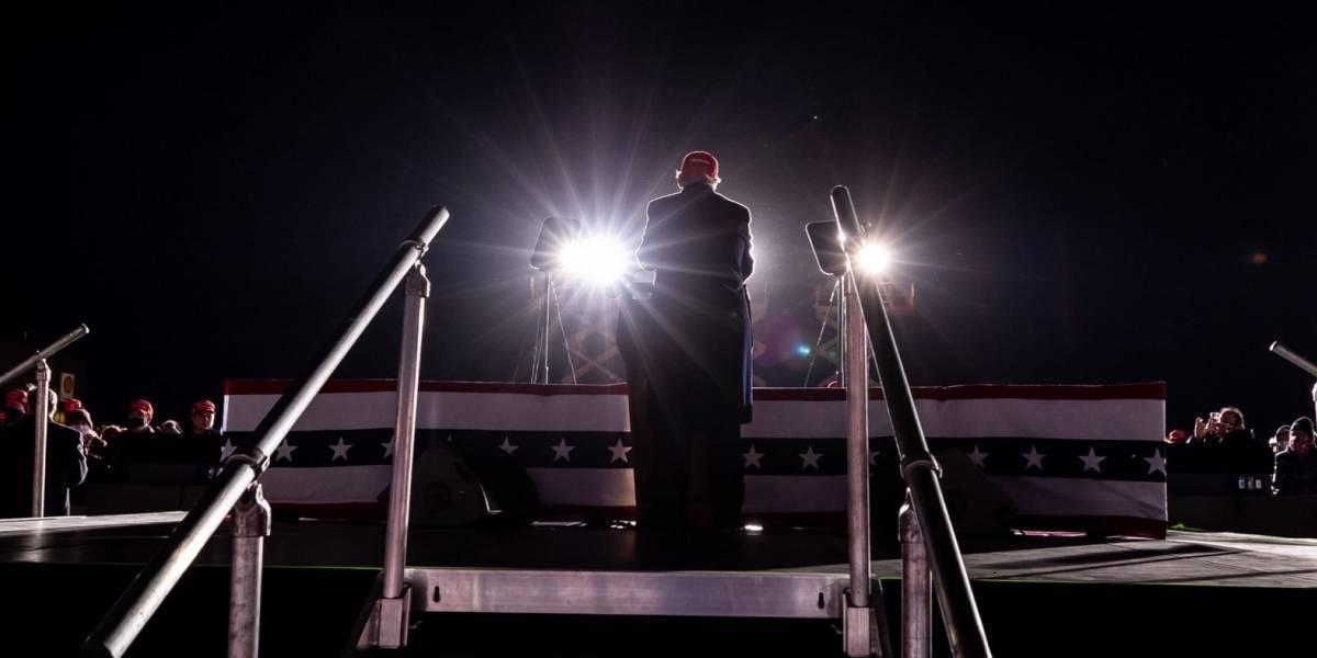 """""""LeBron James apesta"""", Donald Trump, previo a las elecciones de Estados Unidos"""