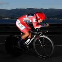 Richard Carapaz pierde el liderato de la Vuelta a España y está a 39 segundos de Primoz Roglic