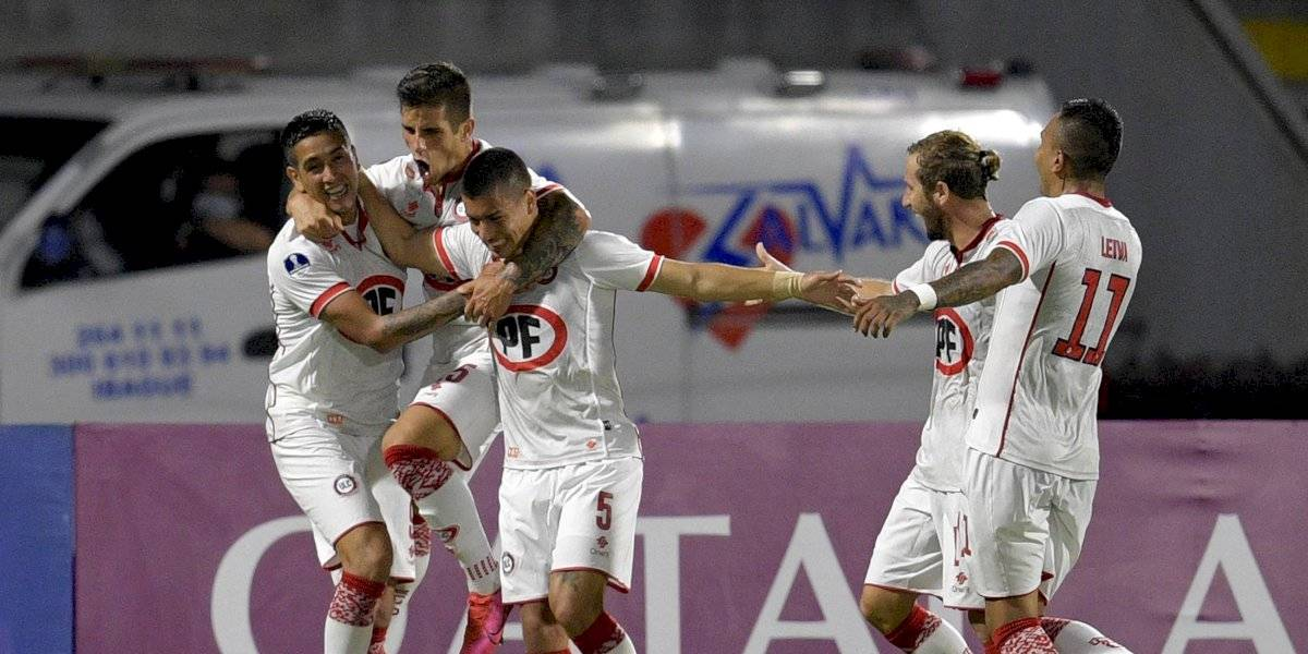 ¡Así lo contaron en Chile! Unión La Calera aguantó hasta el final su gol como visitante y clasificó en Copa Sudamericana