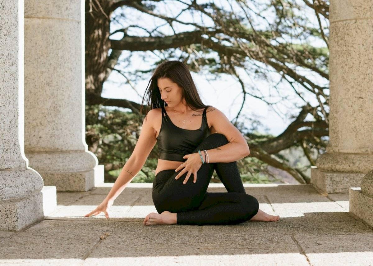 El yoga y el pilate te permiten lograr un equilibrio entre el cuerpo y la mente.