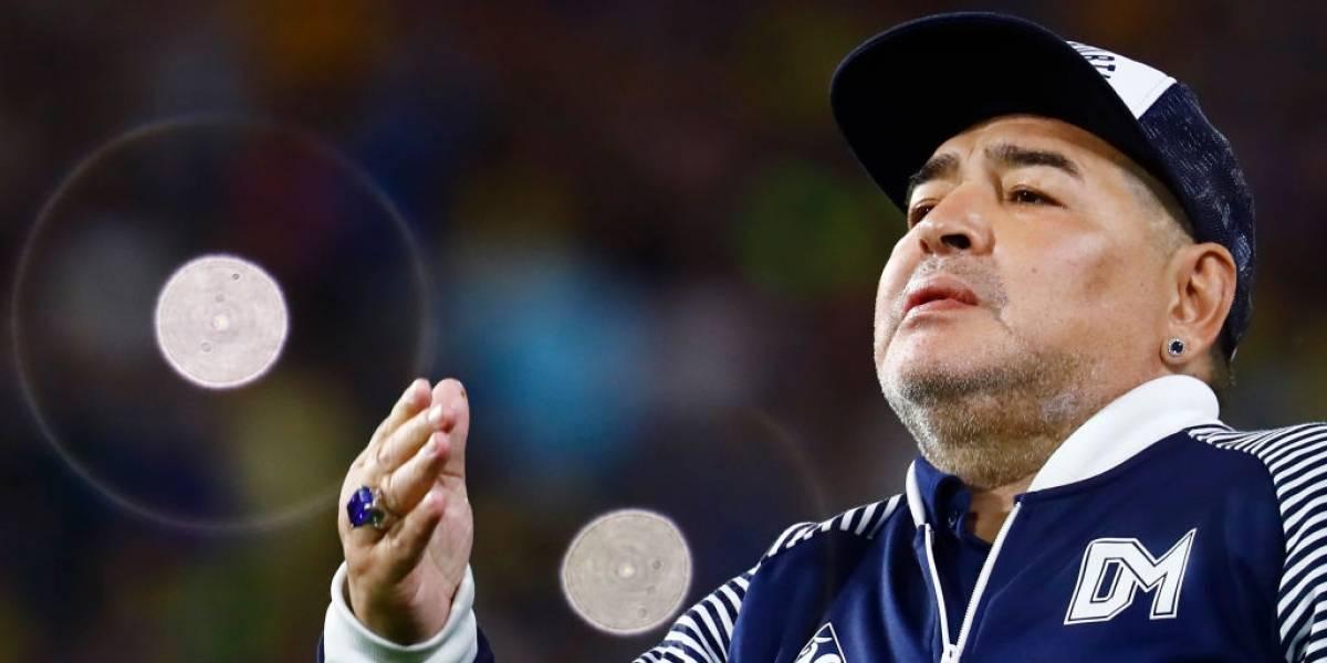 Conmoción mundial: A los 60 años murió Diego Maradona