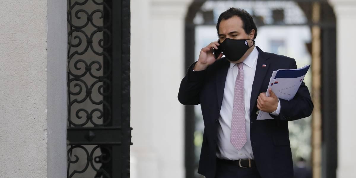 """Juan Francisco Galli, el exárbitro que llega al Ministerio del Interior como """"interino"""""""