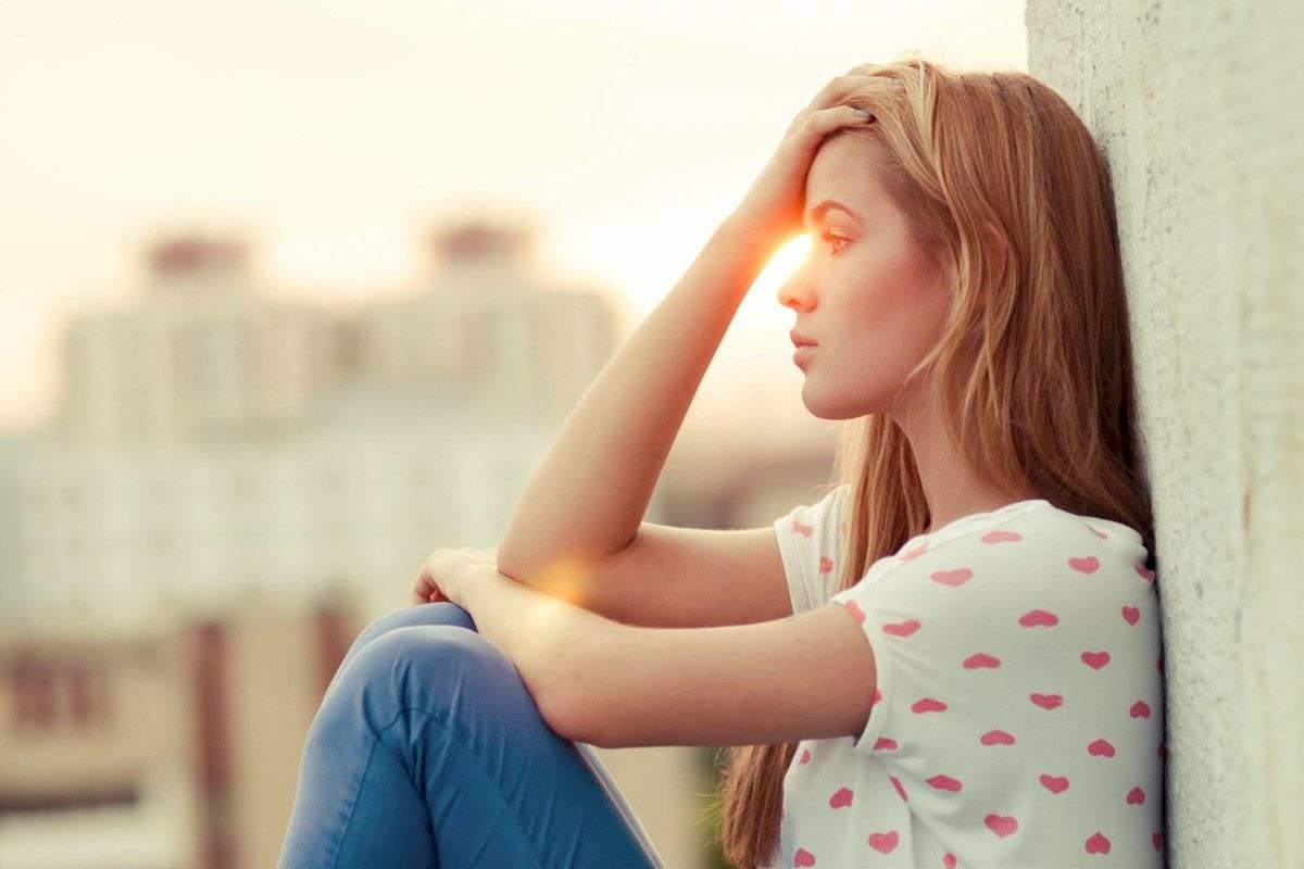 Las mujeres podemos caer en depresión y ansiedad por la presión social