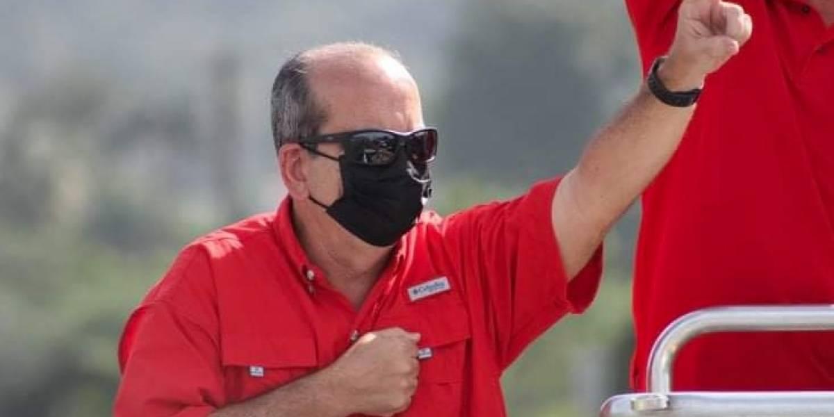 Aníbal Acevedo Vilá acepta su derrota ante Jenniffer González