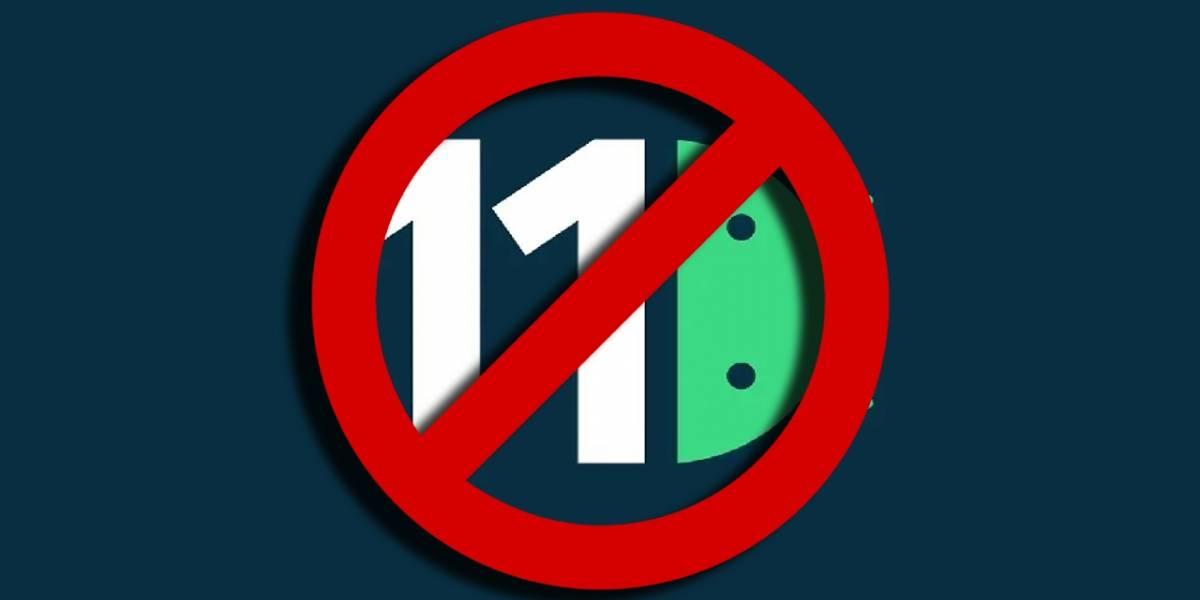 Xiaomi: ¡confirmado! Estos celulares no tendrán Android 11