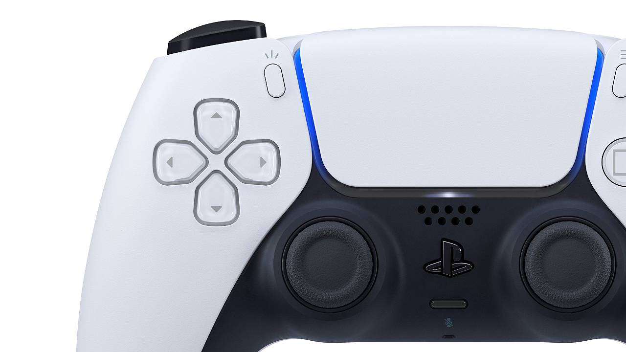 PlayStation 5 control