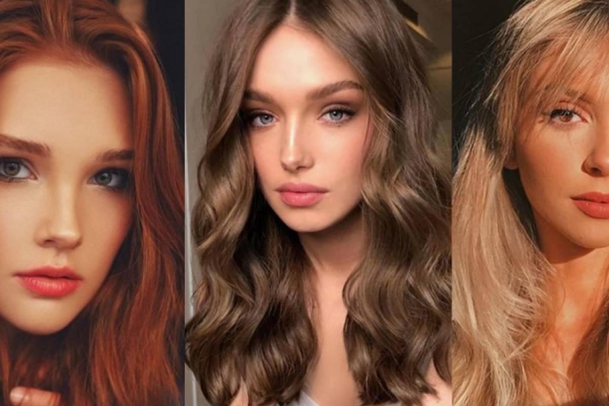 Rápido y fácil tendencias en peinados 2021 Imagen de tutoriales de color de pelo - Tintes y colores de pelo que serán tendencia en 2021