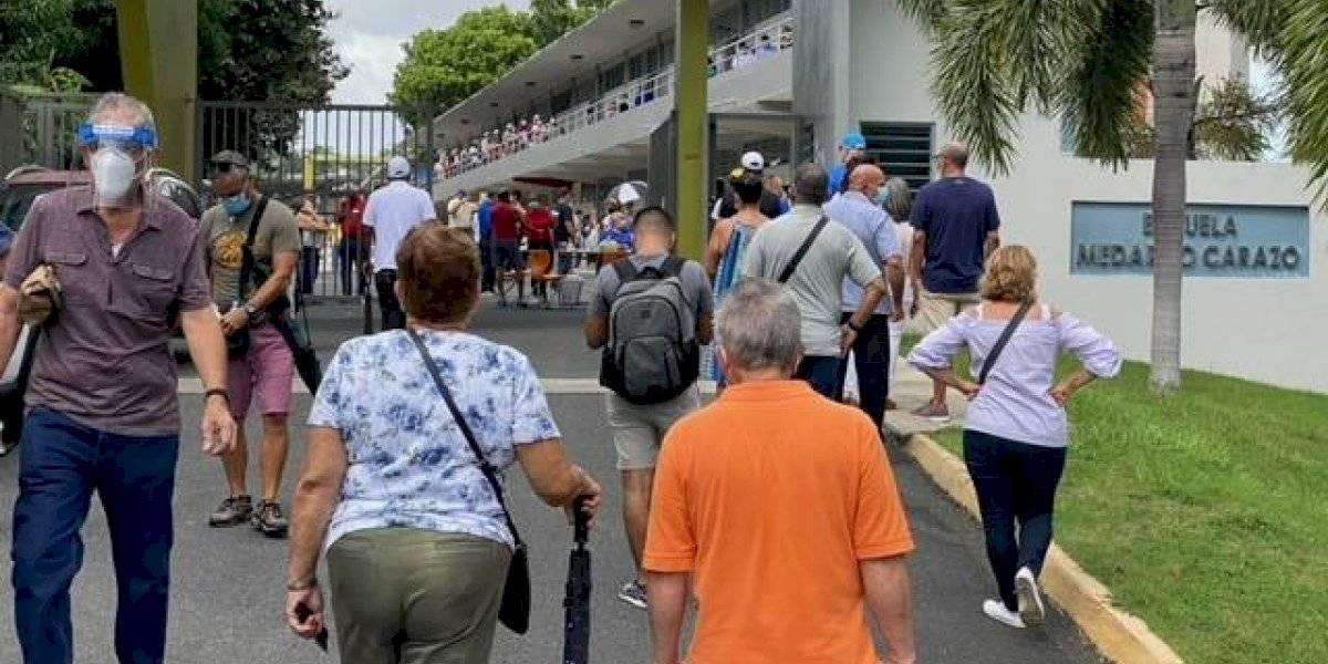 Puertorriqueños acuden en masa a las urnas luego de sufrir corrupción, huracanes, terremotos y pandemia