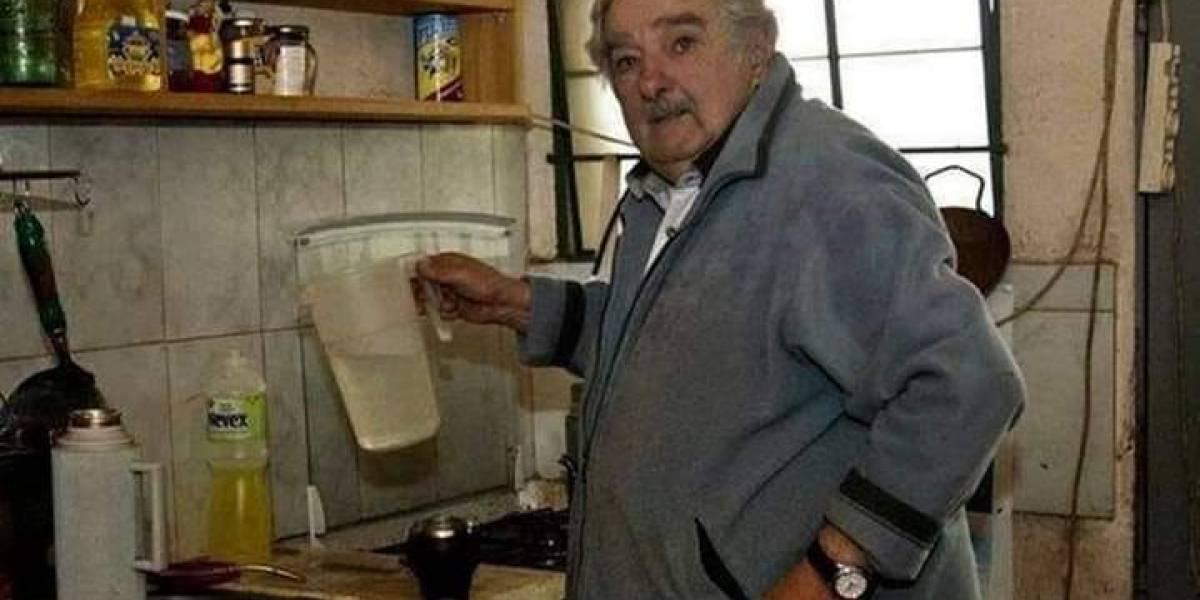 """Pepe Mujica: """"Un jugador de fútbol no puede cobrar más que un doctor y un político no puede cobrar más que un profesor"""""""