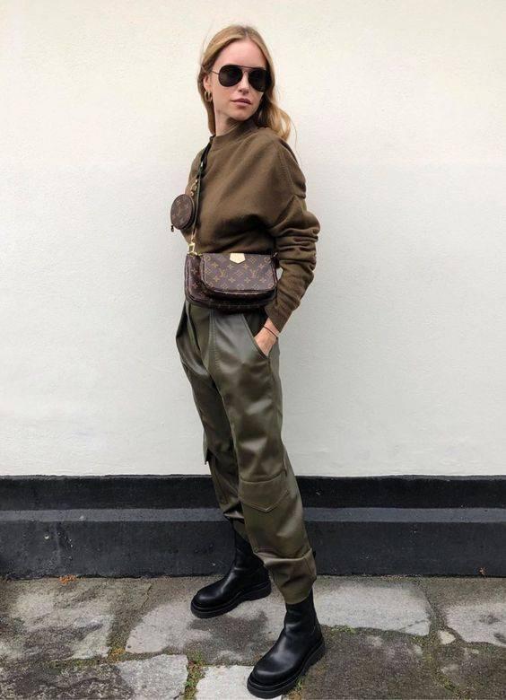 outfit para el frío