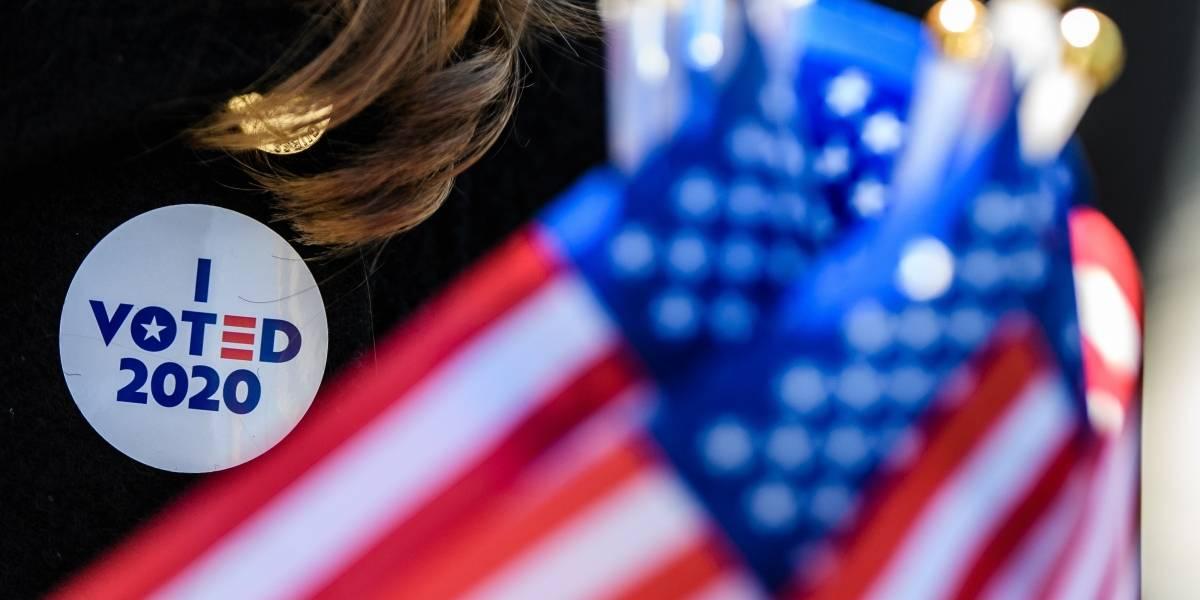 Los 5 estados de EE. UU. que aún cuentan los votos y pueden decidir contienda Trump vs. Biden
