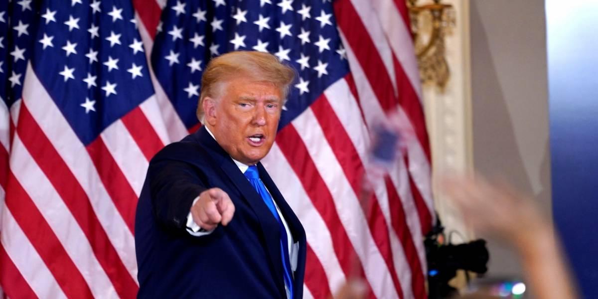 Trump insiste en que ganó las elecciones tras confirmarse su derrota