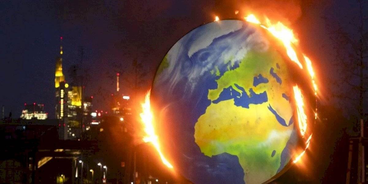Estados Unidos abandona oficialmente el Acuerdo de París contra el cambio climático