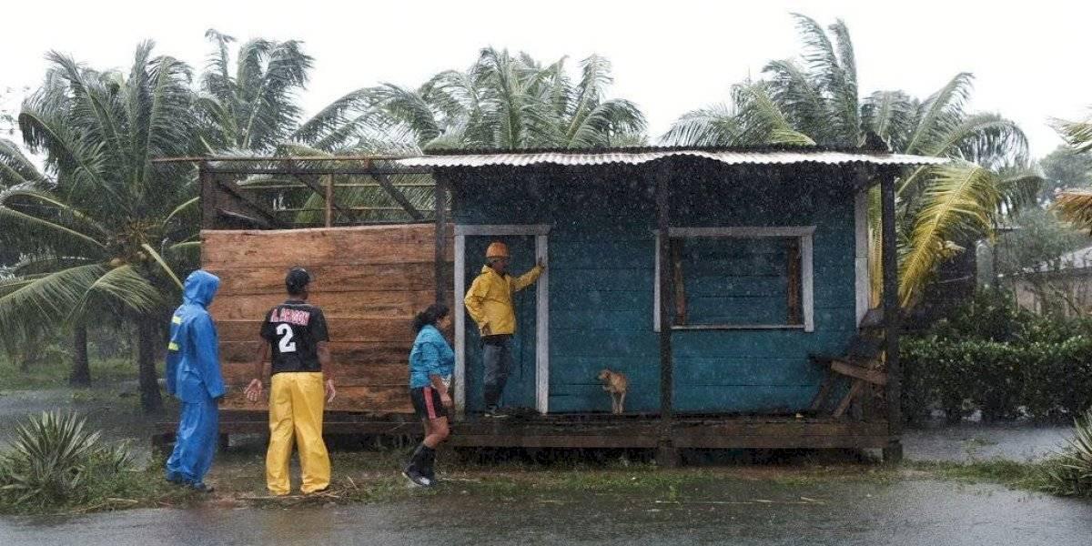 Tormenta Eta deja lluvias y deslizamientos en Nicaragua
