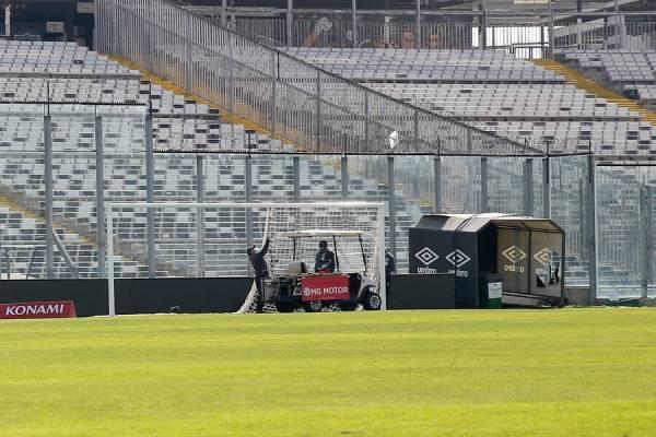 Se juega: Colo Colo y Deportes Antofagasta tendrán que disputar su partido pendiente