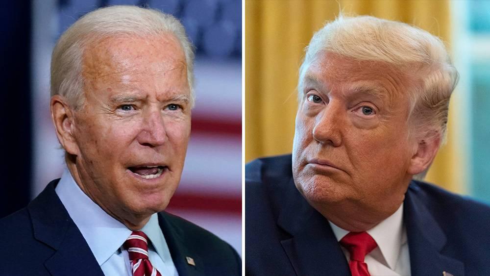 Estados Unidos escoge en sus elecciones entre Joe Biden y Donald Trump.