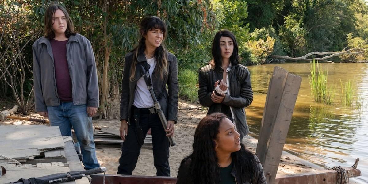 """""""'World Beyond' es un nuevo universo donde los jóvenes son los protagonistas"""": Aliyah Royale y Hal Cumpston"""