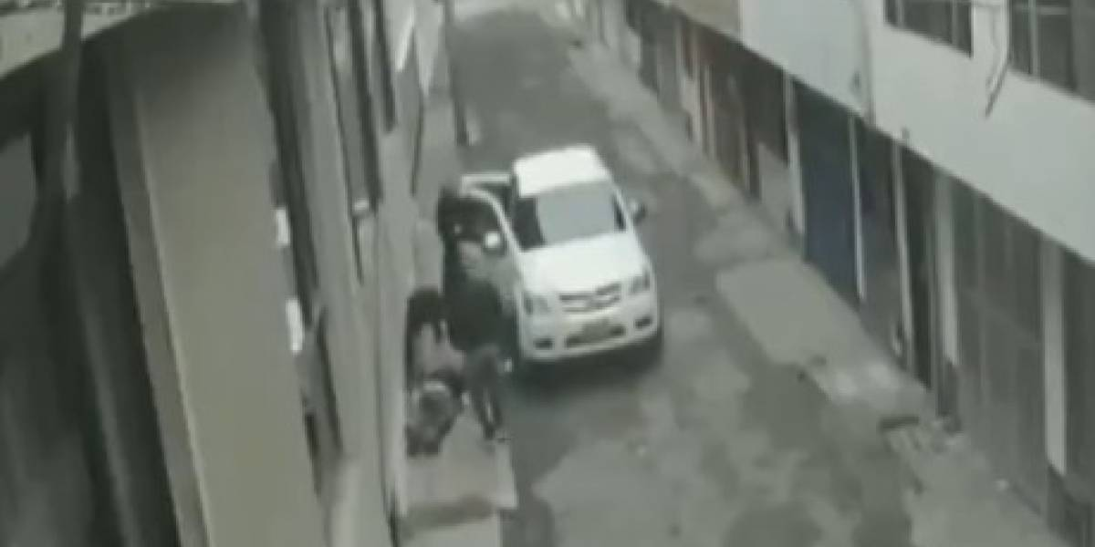 Inseguridad en Bogotá sigue disparada: le roban una fortuna a un comerciante