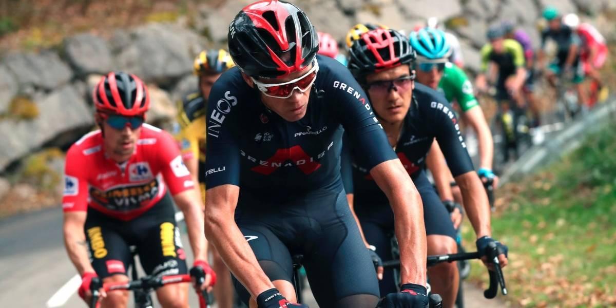 Etapa 15 La Vuelta a España   EN VIVO ONLINE GRATIS Link y dónde ver en TV etapa 15 de La Vuelta: etapas, canal, perfil, horario y colombianos