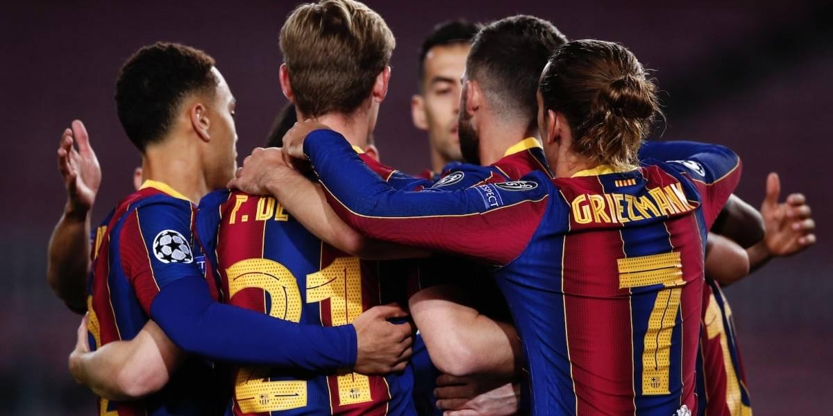 VIDEO | ¡Con lo justo! Gracias a Ter Stegen y sin convencer, Barcelona venció a Dinamo de Kiev