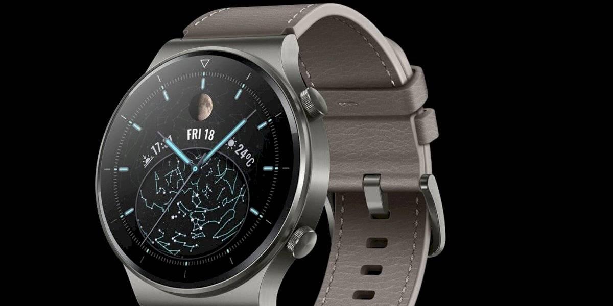 Conoce el Watch GT 2 Pro de Huawei, el reloj inteligente definitivo