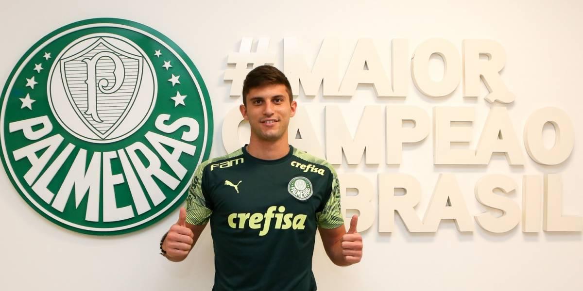 Kuscevic ahora sí se va de la UC: es nuevo refuerzo del Palmeiras