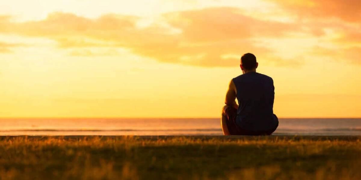 Estar en paz con uno mismo