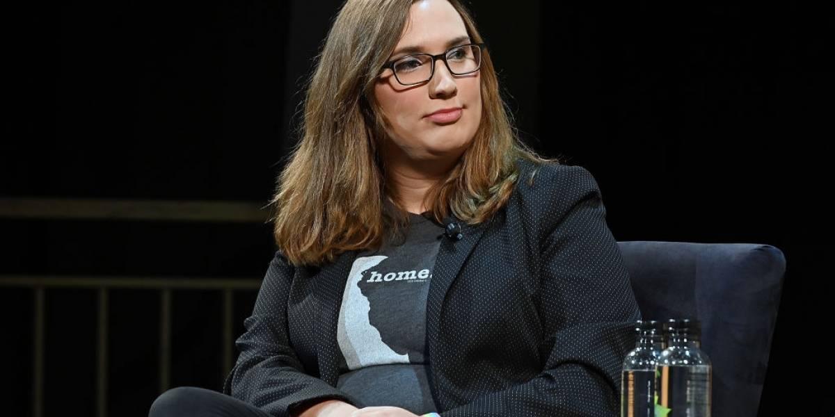Sarah McBride: será la primera mujer transgénero en el Senado de Estados Unidos