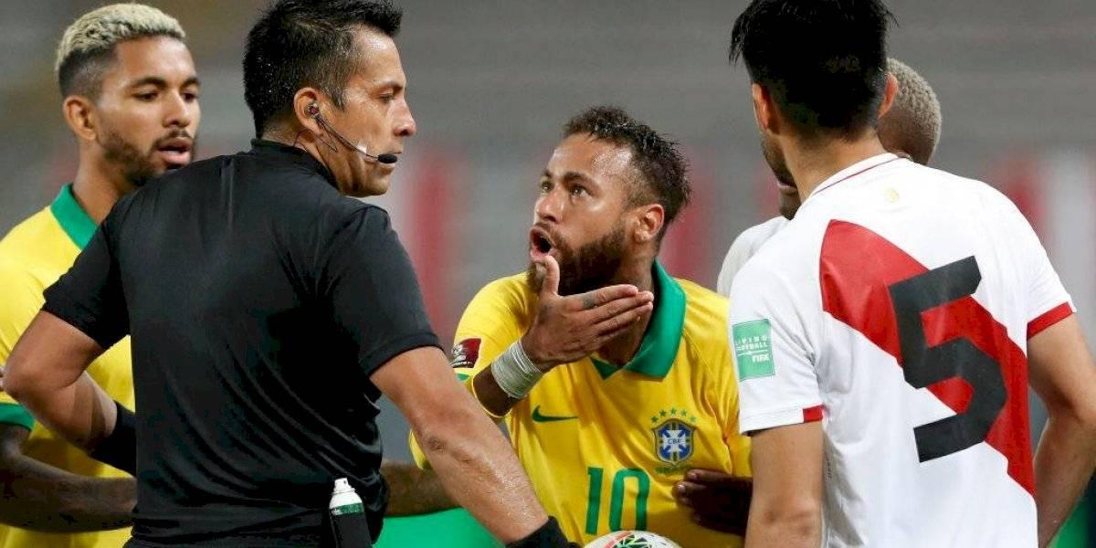 """Abogadas peruanas denuncian a Bascuñán y Neymar por """"falsedad genérica"""" e incluso hablan de """"2 a 4 años de cárcel"""""""