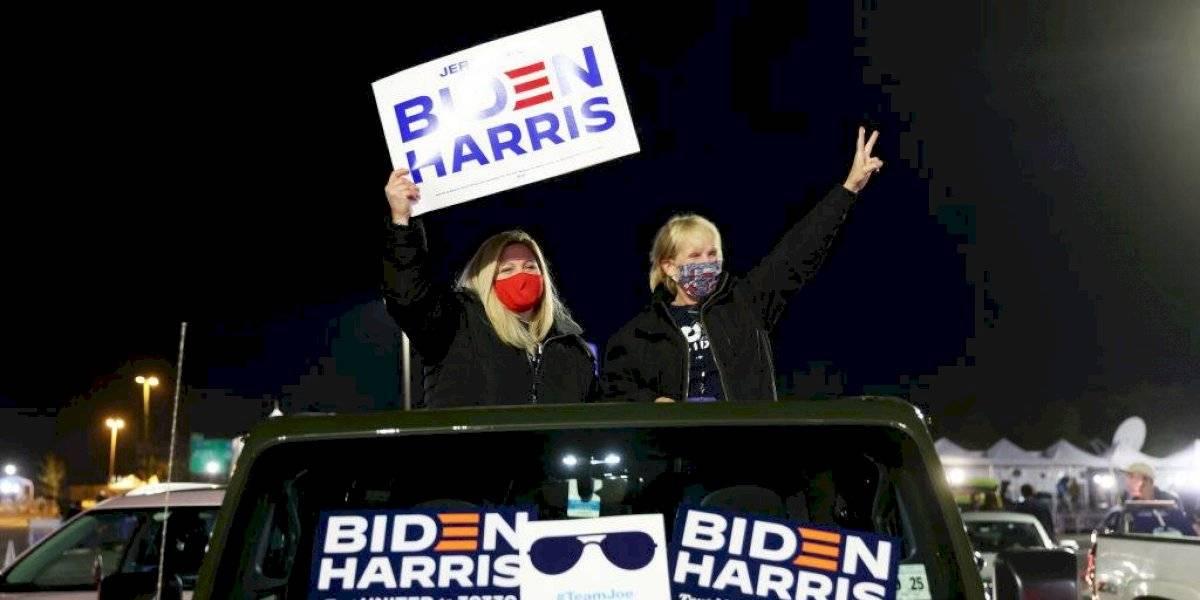 Joe Biden se convierte en el candidato más votado de la historia