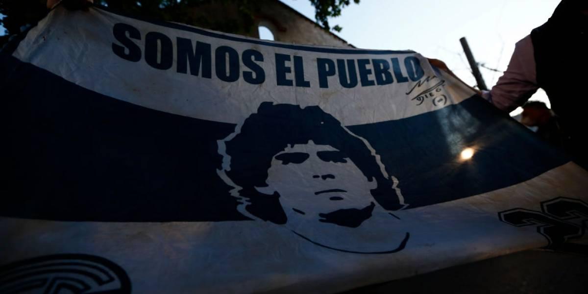 """Estado de salud de Diego Maradona: la operación fue """"exitosa"""" y ahora queda esperar"""