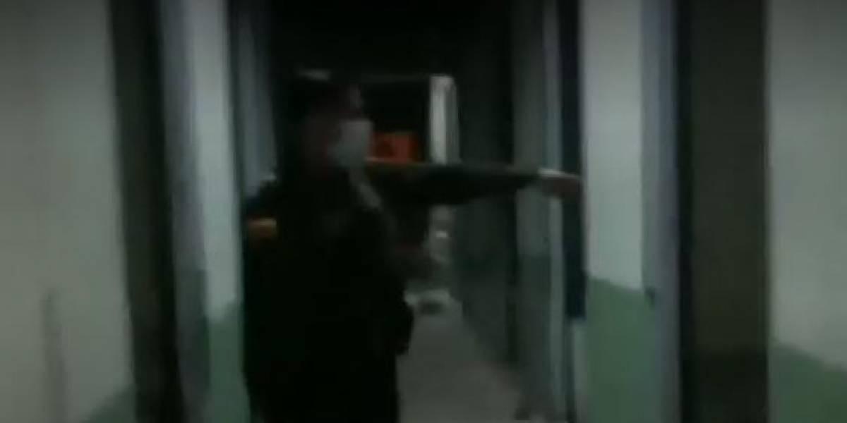 """Frustran intento de fuga de 24 adolescentes del centro de resocialización """"La Pola"""""""