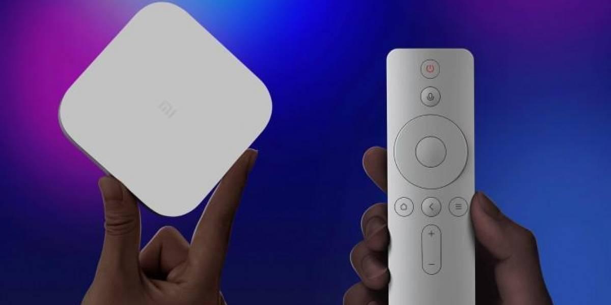 Xiaomi lanzó al mercado el Mi Box 4S Pro, un equipo capaz de reproducir contenido en 8K