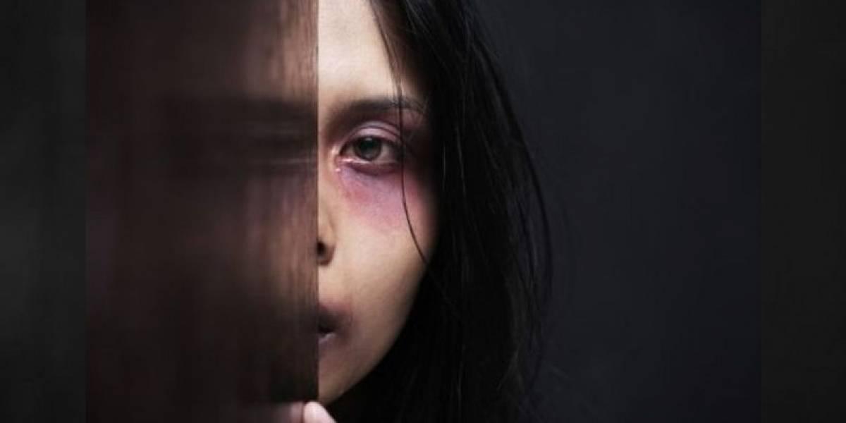 Con múltiples fracturas terminó una mujer tras golpiza de su esposo