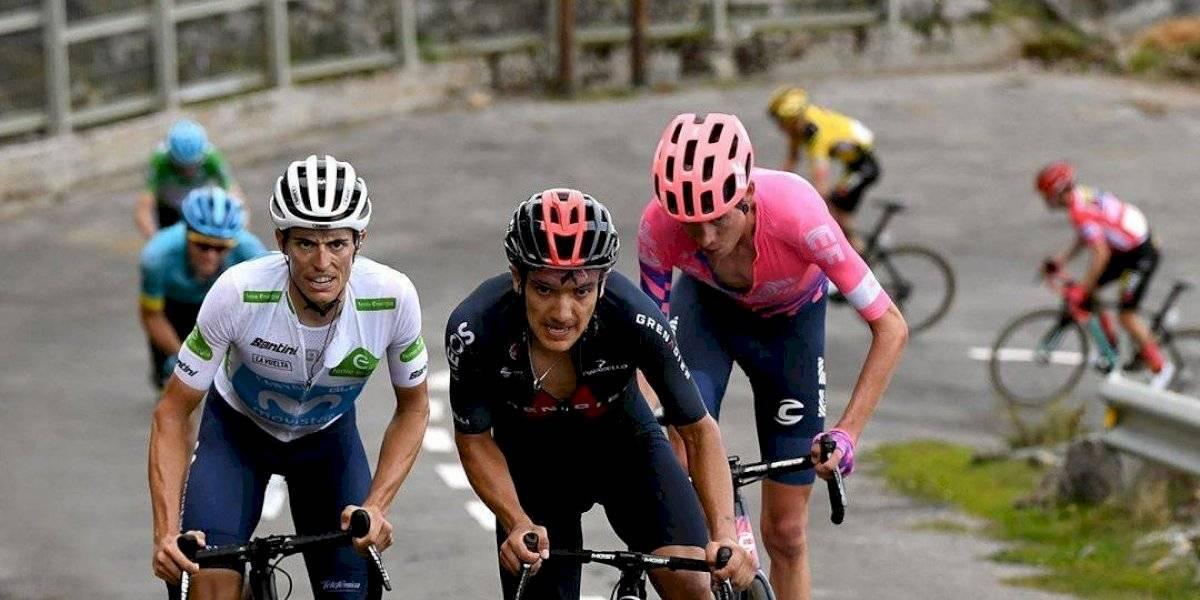 Vuelta a España: por esta razón la etapa 17 es decisiva para Richard Carapaz