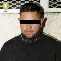 Capturan a presunto implicado con robo de medicinas en Iztapalapa