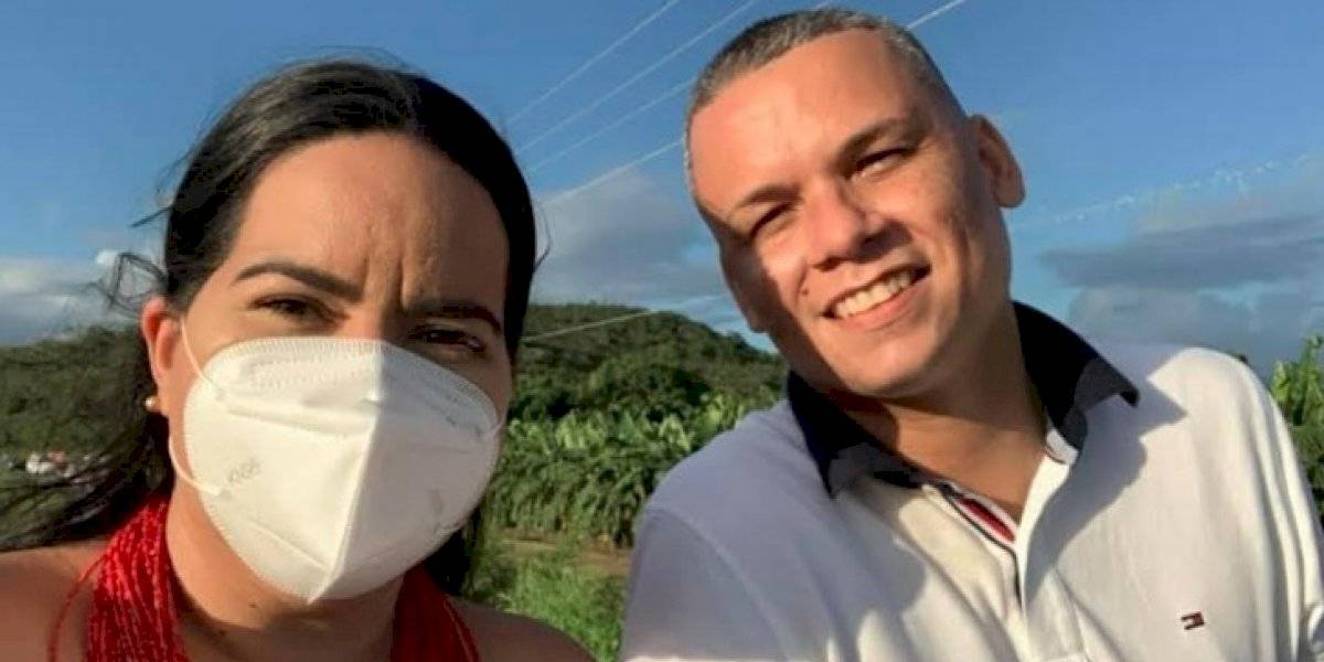 """""""Titi"""" Rodríguez reclama que prevaleció en los elecciones de Guánica"""