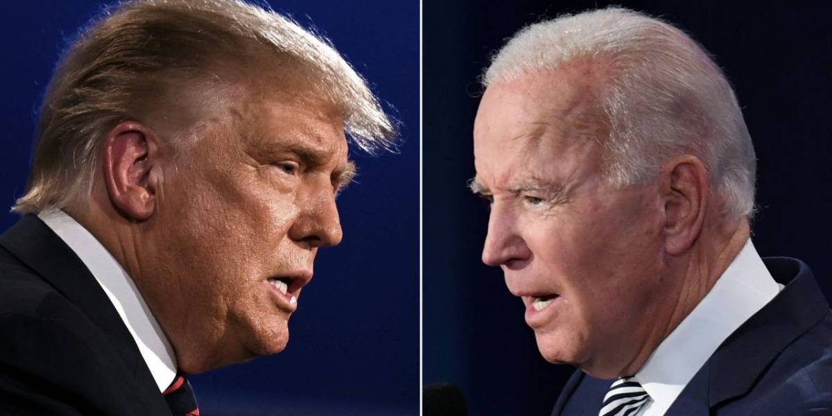 """Mientras Trump dice que """"paren el conteo"""", Biden pide un conteo exhaustivo"""