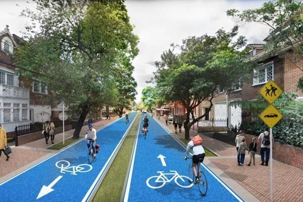 Ciclo Alameda Medio Milenio, la autopista para bicis que conectará sur y norte en Bogotá