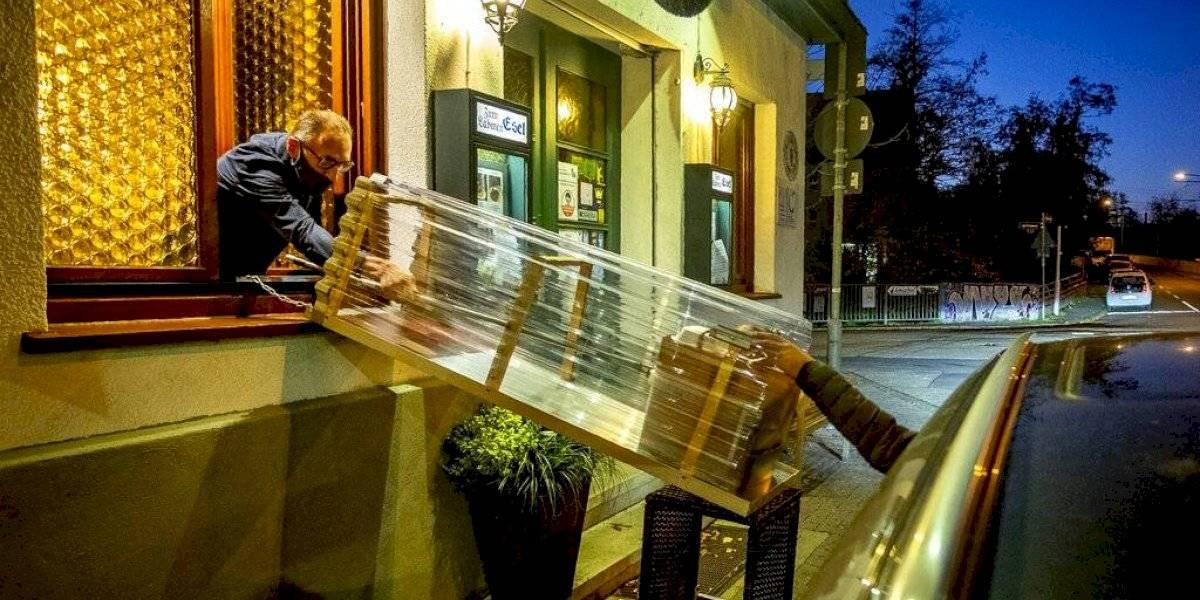 Italia y Alemania registran récords de casos de coronavirus en un día