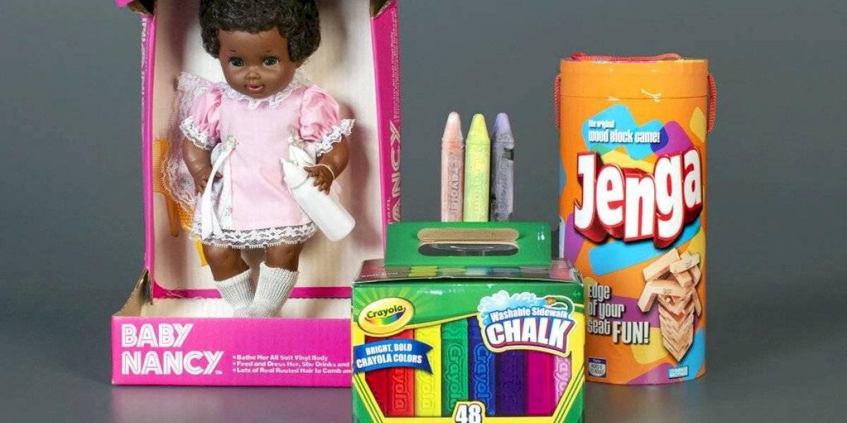 Primera muñeca negra 'Baby Nancy' entra al Salón de la Fama del Juguete