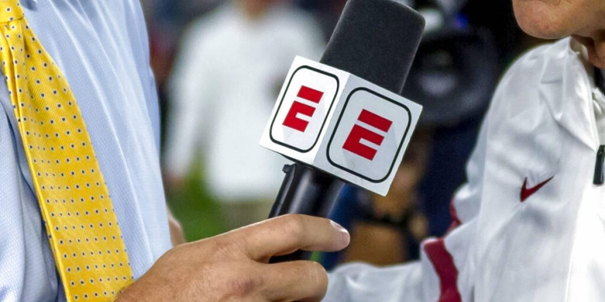 ESPN despedirá a 300 empleados por impacto económico de la pandemia