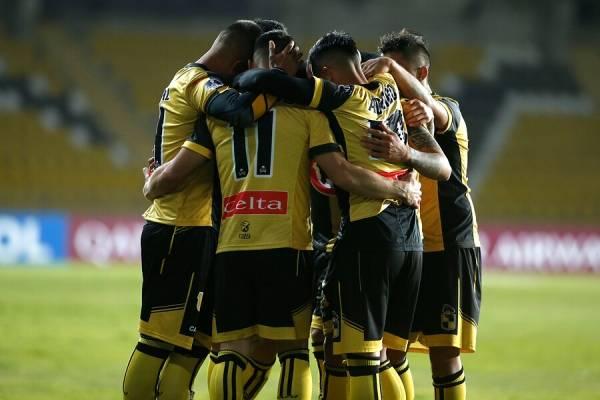 Coquimbo aplastó a Estudiantes de Mérida y podría definir un semifinalista de la Copa Sudamericana ante La Calera