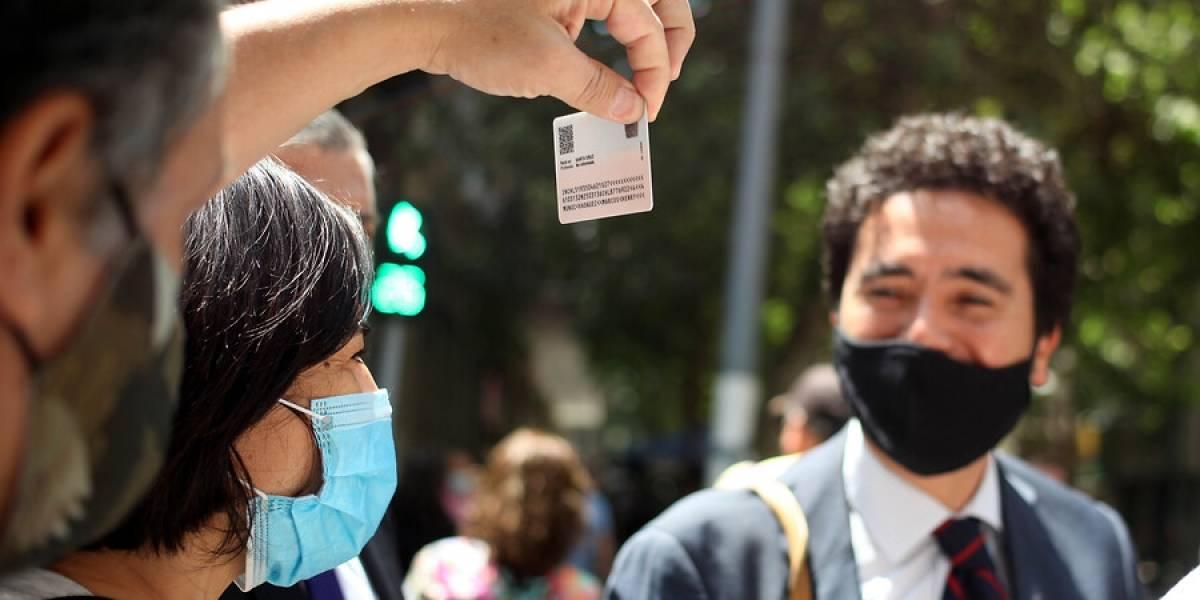"""Briones tras ser increpado por transeúntes: """"No le tengo miedo a la calle"""""""