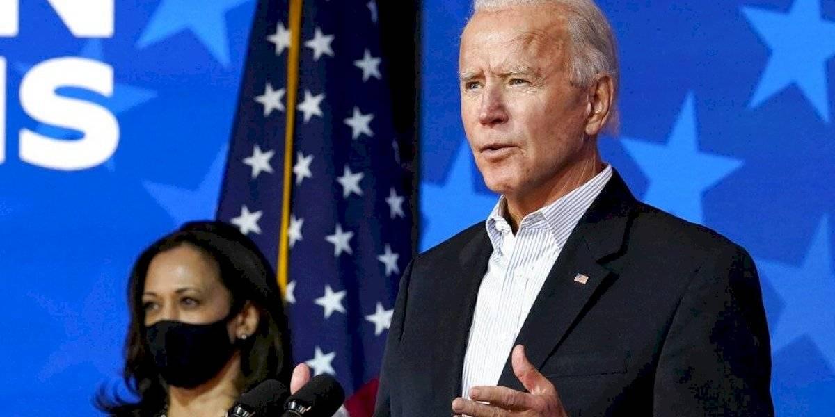 Joe Biden es electo como presidente de los Estados Unidos