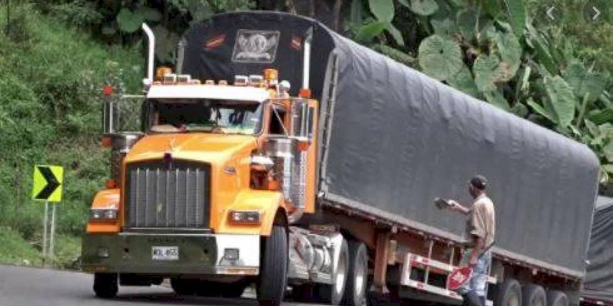 Cayó banda dedicada a la piratería terrestre en las carreteras de Antioquia