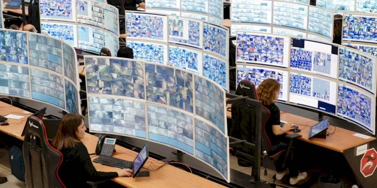 """""""Súper cámaras"""": empresas apuestan por servicios que """"todo lo ven"""" para evitar robos en sus instalaciones"""