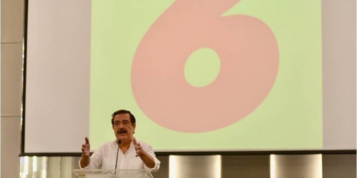 Jaime Nebot presenta plan político para la Asamblea Nacional