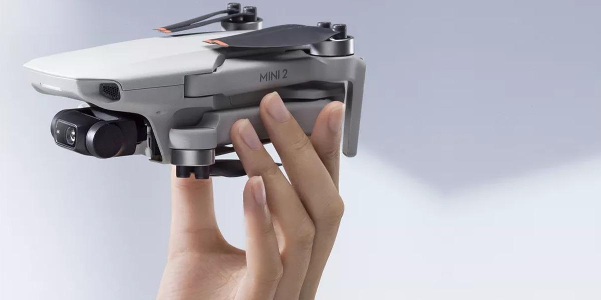 DJI Mini 2 es el dron 4K ultra compacto y barato que siempre soñaste